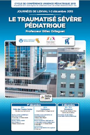 Formations d'urgences pédiatriques - Docteur Laure Gignoux